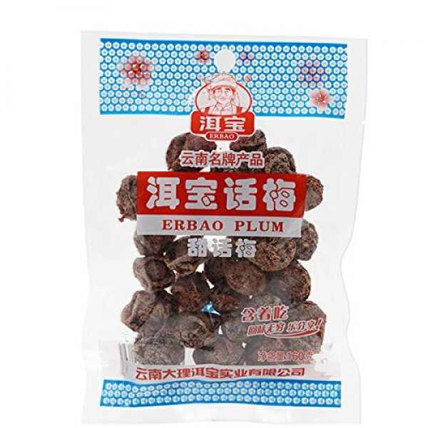 Dried preserved plums 160g Sweet and sour dried plum honey prese...