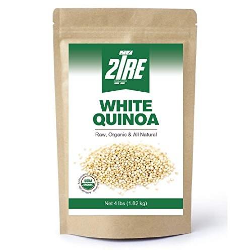 2Tre Organic Quinoa, 4 lbs bag - The Finest 100% Bolivian Whole ...