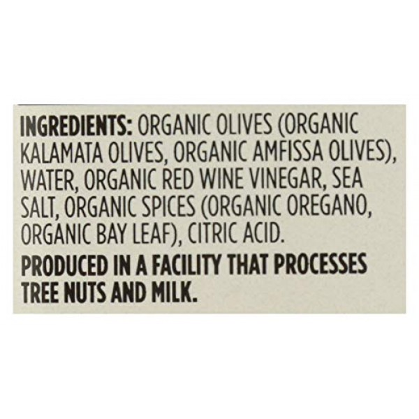 365 by Whole Foods Market, Organic Olives, Mediterranean, 4.6 Ounce