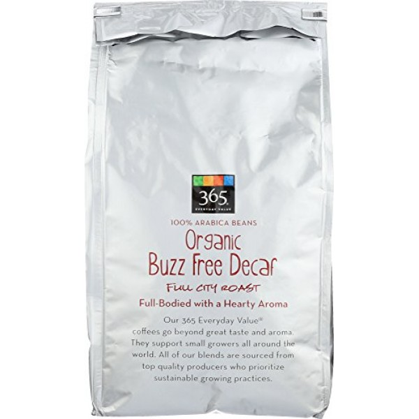 365 Everyday Value, Organic Decaf Morning Blend Coffee, 24 oz