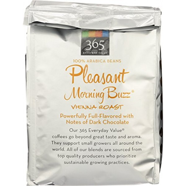 365 Everyday Value, Pleasant Morning Buzz Coffee, 24 oz