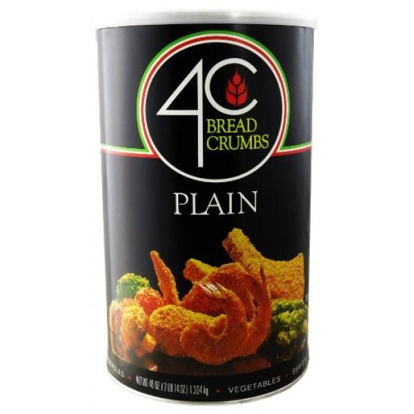 4C 46 Oz. Plain Bread Crumbs