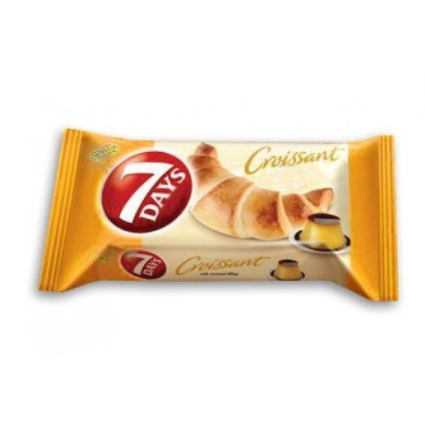7 Days Croissant with Apricot From Greece - 20 Packs X 70g 2.5 ...