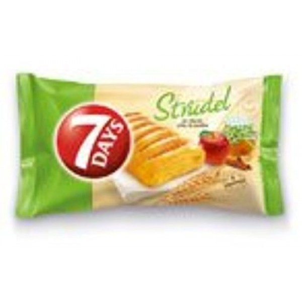 7 Days Strudel From Greece with Apple and Cinnamon - 16 Packs X ...