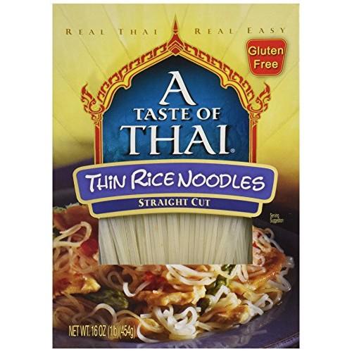 Taste of Thai Thin Rice Noodles, 16 oz
