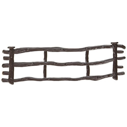 Bakery Supplies Plastic Split Rail Fence for Cake Decorating 12...