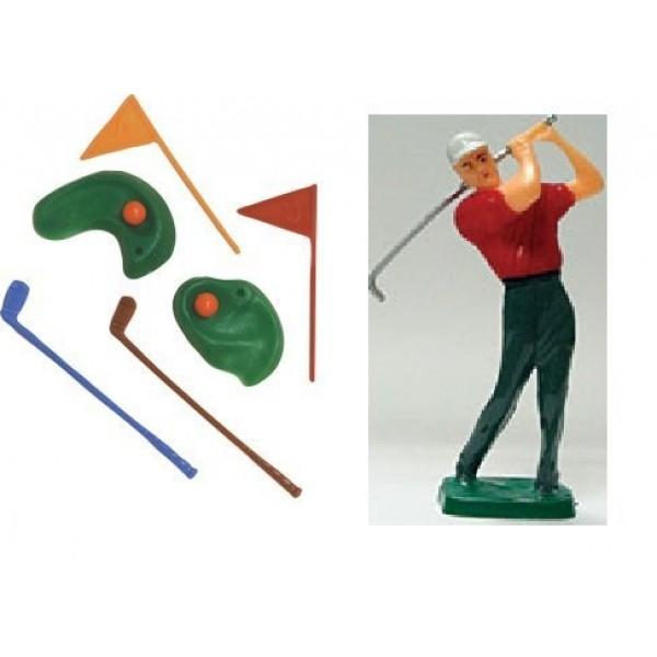 Cake Decorating Kit CupCake Decorating Kit Sports Toys Golf Kit
