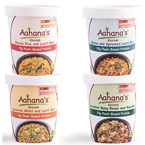 Vegan Organic Plant-Based High Protein Bowl 15 g per serving S...