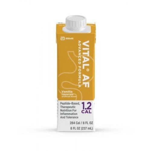 Abbott Nutrition Vital Af 1.2 Cal, 8 Ounce Carton Vanilla, Ready...