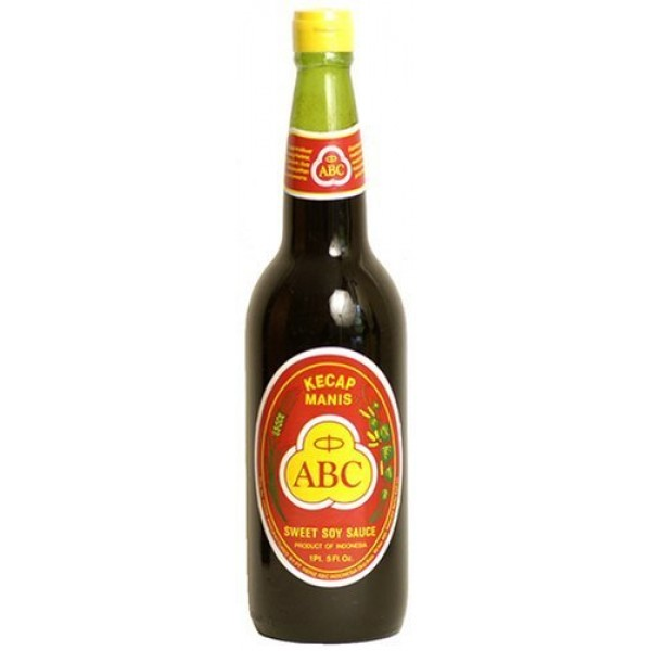 ABC Indonesian Sweet Soy Sauce