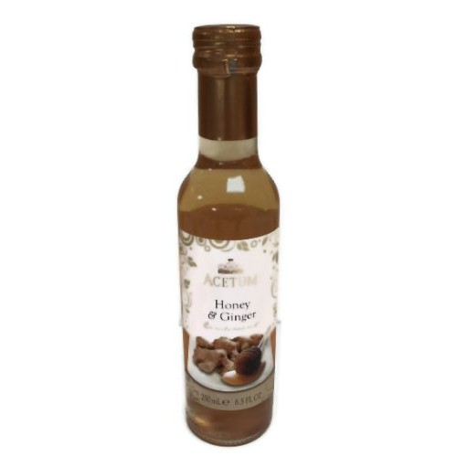 Acetum Honey and Ginger Condiment, 8.5 oz