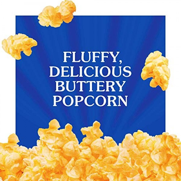 ACT II Xtreme Butter Microwave Popcorn Bags, 3-Count Pack of 12
