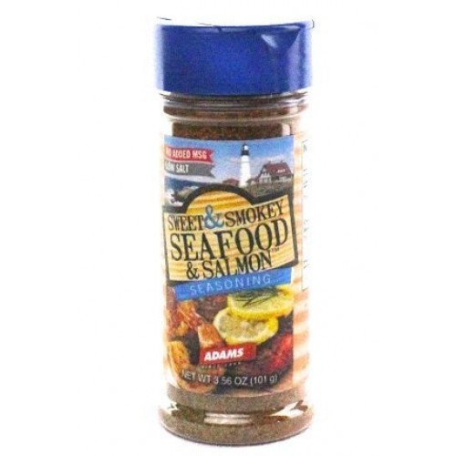 Adams Seasonings 3.5-6oz Container Pack of 3 Choose Flavor Be...