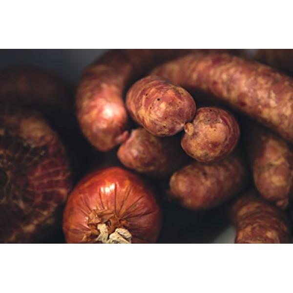 Adkins Farm Style Sausage Seasoning 16 OZ All Natural