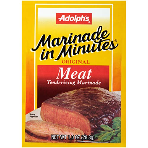 Adolphs Marinade In Minutes Meat Marinade Meat Tenderizer , Ho...