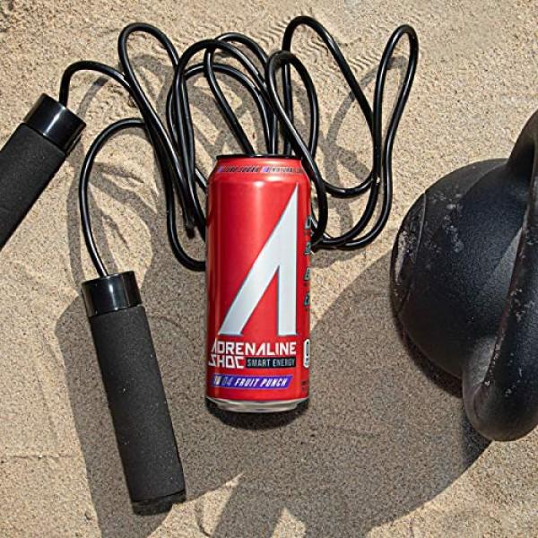 Adrenaline Shoc Smart Energy - 16 fl.oz Pack of 12