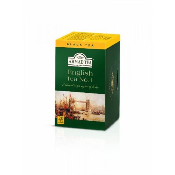 Ahmad Tea English Tea No. 1 Black Tea 20 Teabags