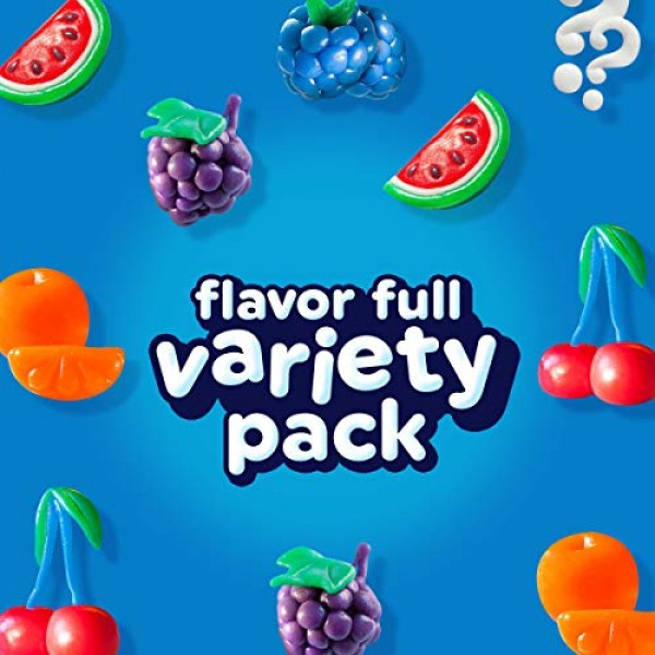 Airheads Bars, Chewy Fruit Taffy Candy, Variety Pack, Back to Sc...