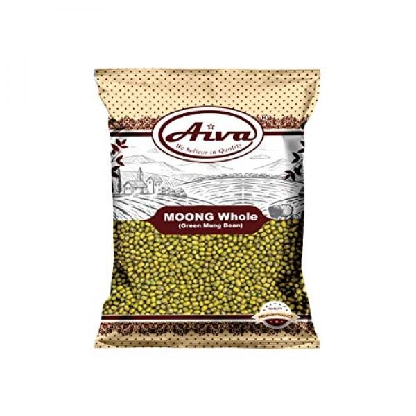 Aiva Green Moong Whole   Mung Beans   Green Gram   Natural 4