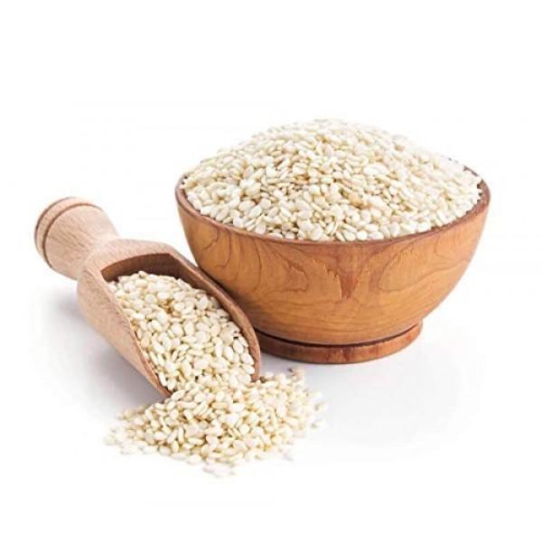 Aiva - sesame seeds hulled - 5 lb