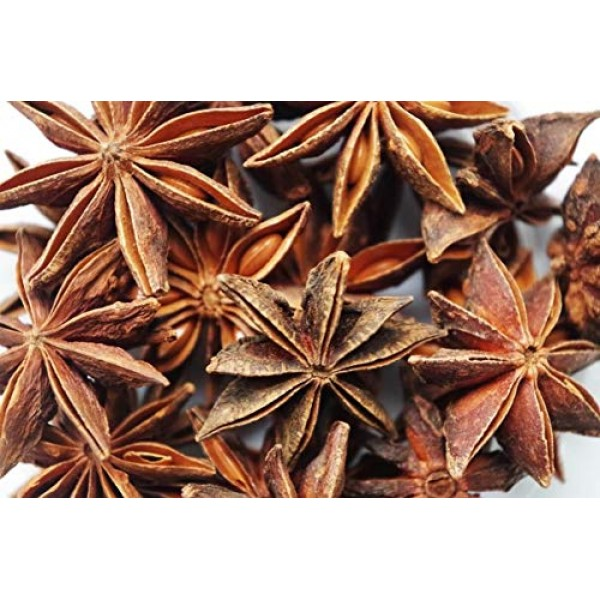 AIVA Star Anise Seeds - 1 lb