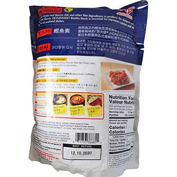 Ajinomoto Hondashi Bonito Soup Stock 35.27oz 2.2lb, 2 Pack