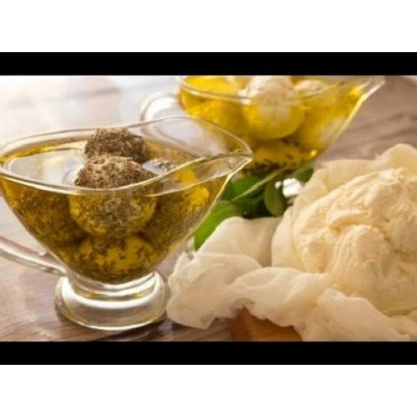 Baroody Pickled Shankleesh Balls Dry Yogurt in Oil 2 Glass J...