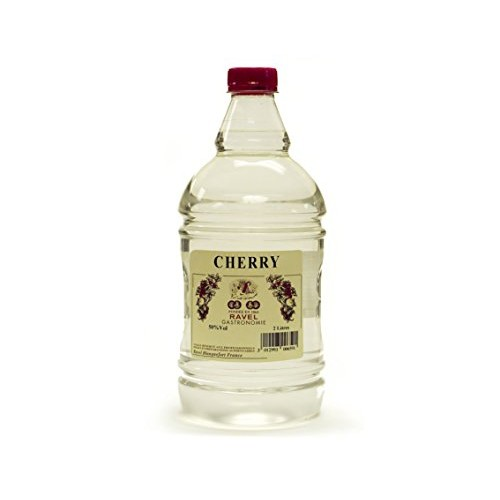 Cherry Pastry Liqueur, Gelified