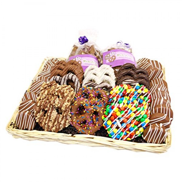 All City Candys Cravings Collection Gourmet Hand Dipped Chocola...