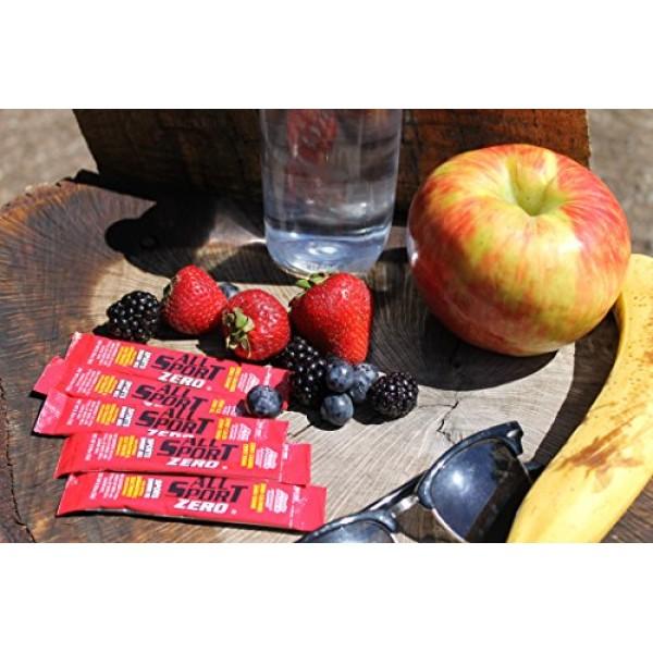 All Sport Powder Hydration Sticks   Zero Calorie   Performance E...