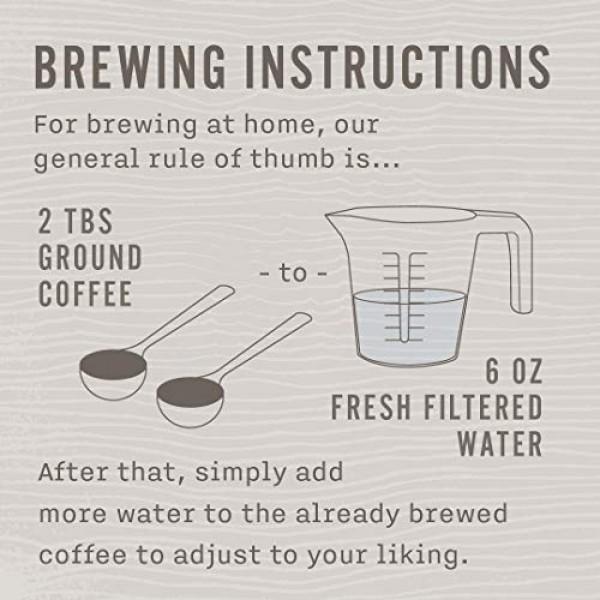 Allegro Coffee Organic Espresso Sierra Ground Coffee, 12 oz