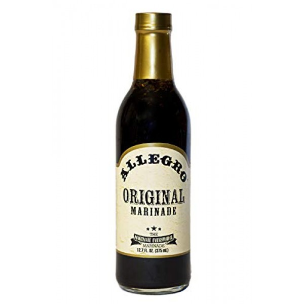Allegro Marinade - Original pack of 4