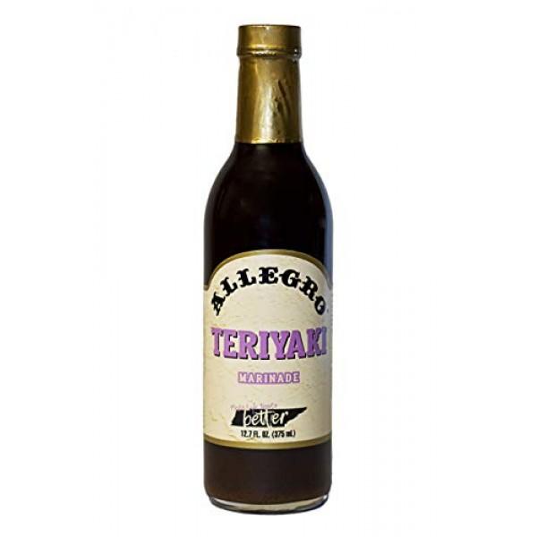 Allegro Marinade - Teriyaki Pack of 4