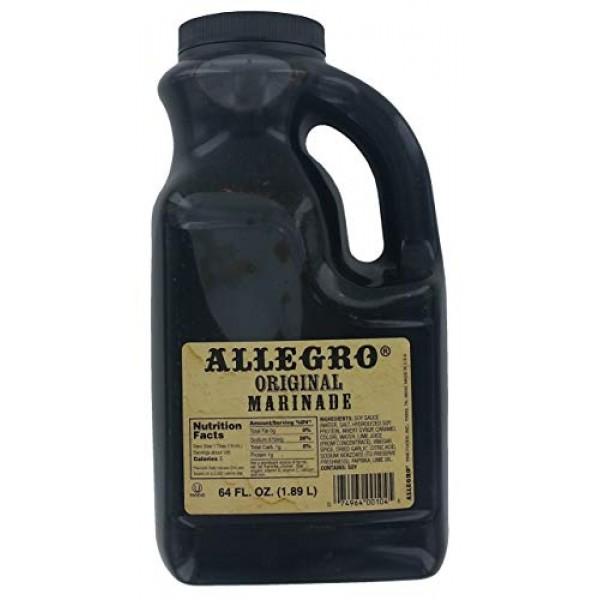 Allegro Original Marinade 64 Oz