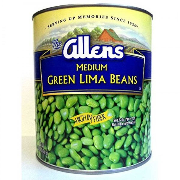 Allens Canned Vegetarian Refried Beans with Vegetable Oil Solid ...