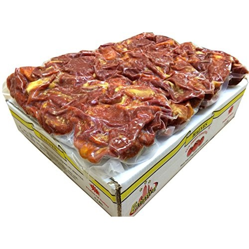 Sun Dried Tomato Halves 5 Pound by Alma Gourmet