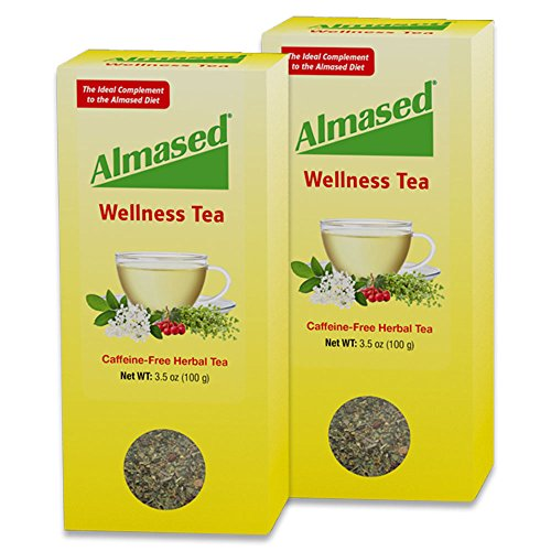 Almased Wellness Tea, 3.5 oz, 2 Pack