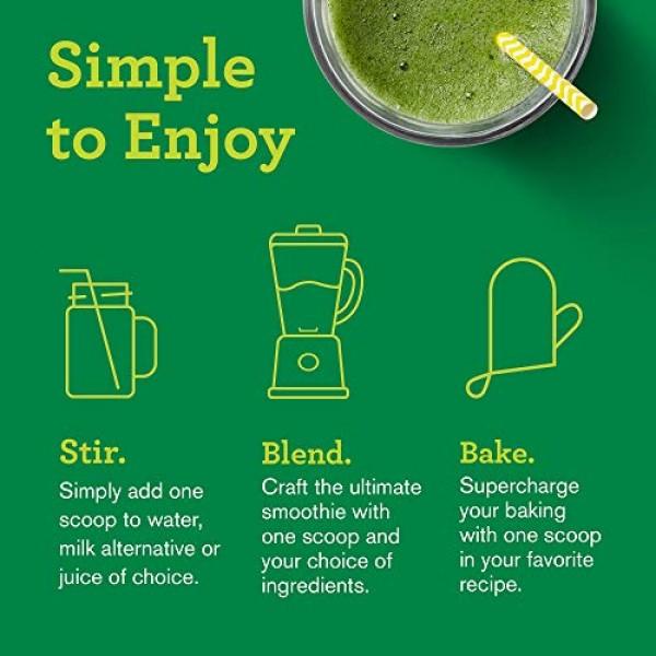 Amazing Grass Green Superfood: Super Greens Powder with Spirulin...