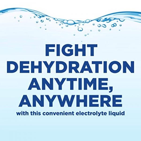 Amazon Basic Care Electrolyte Solution, Replaces Electrolytes, F...