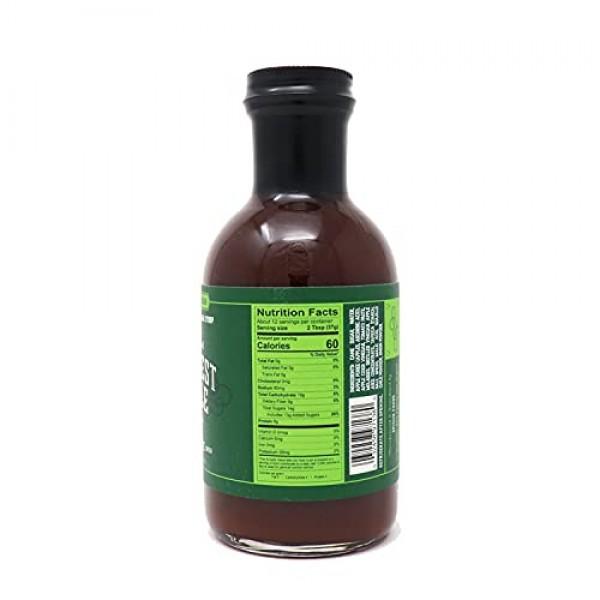 American Stockyard Harvest Apple BBQ Sauce, 14.5 Ounce