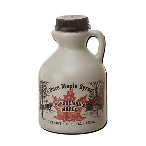 Amish Hand Drawn and Gathered Pure Ohio Maple Syrup