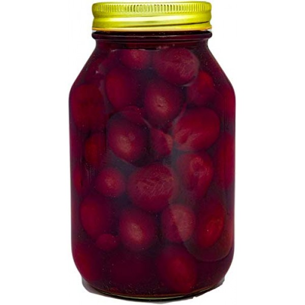 Amish Pickled Baby Beets - TWO - 32 Oz Jar