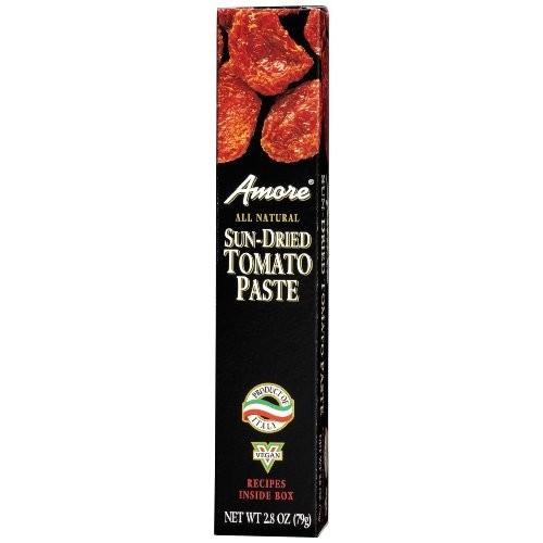 Amore, Paste Tomato Sun Dried, 2.8 Ounce