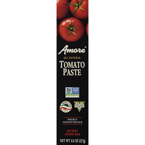 Amore Tomato Paste - 4.5 oz 2 Pack