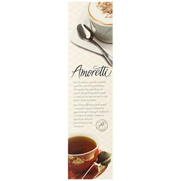 Amoretti Premium Tropical Syrups 750ml 3 Pack