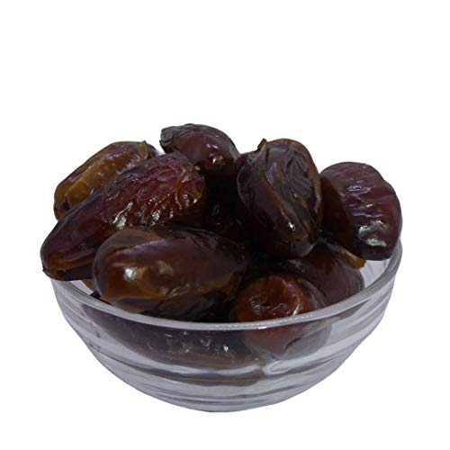 Amrita Foods - Pitted Dates, 2 LB, Soft & Juicy, Superfood Dried...