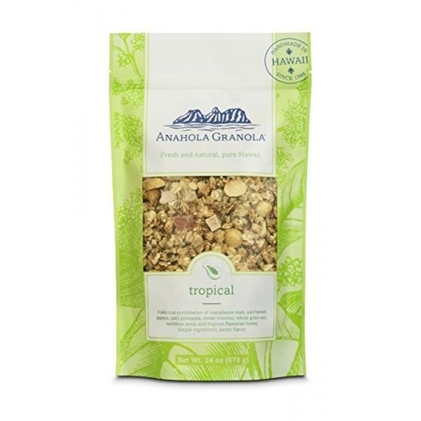 Anahola Granola 24 Oz Bag Tropical