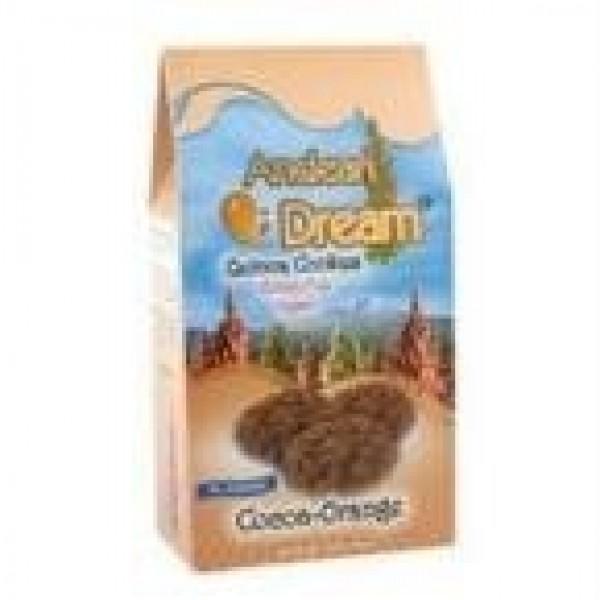 Andean Dream Quinoa Cocoa Orange Cookies 7 Oz Pack of 6 - Glut...
