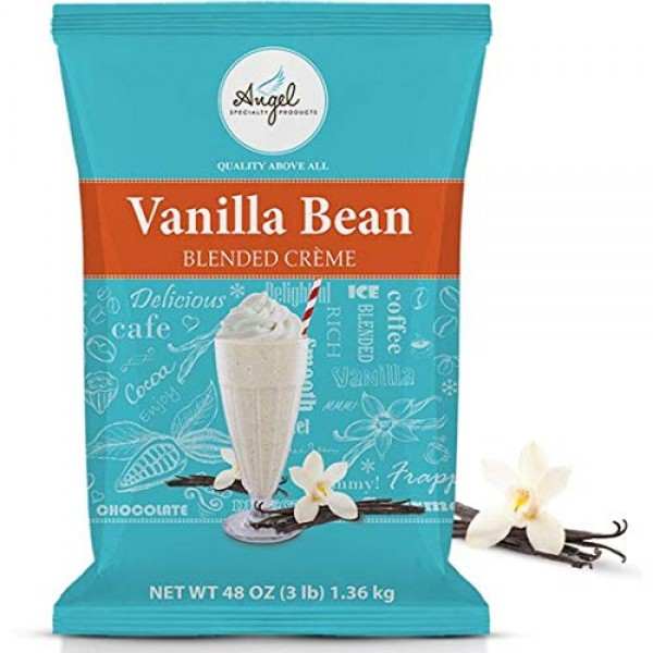 Angel Specialty Products, Blended Smoothie, Frappe Powder Mix, V...
