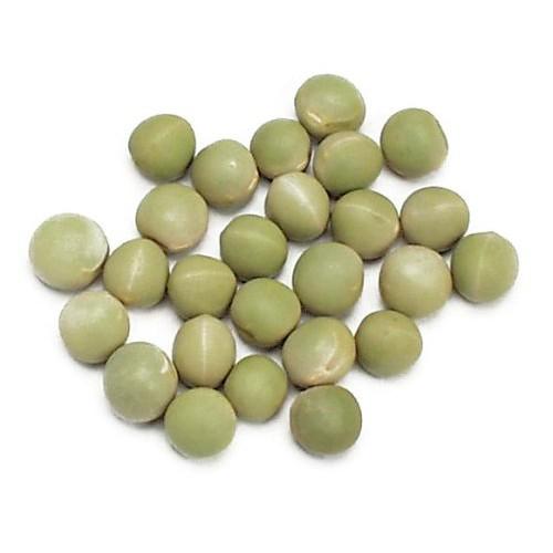 Organic Whole Green Peas, 10 Pound Box